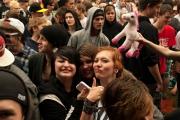 Das Fest - Zuschauer - Einhorn