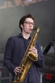 Das Fest - Trombone Shorty - Tim Mc Fatter