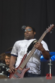 Das Fest - Trombone Shorty - Michael Ballard