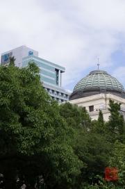 Taiwan 2012 - Taipei - Peace Memorial Park - Museum