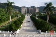Taiwan 2012 - Taipei - National Palace Museum - Zugang
