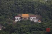 Taiwan 2012 - Taipei - Bergtempel