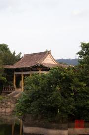 Taiwan 2012 - Taipei - Shuangxi Park and Chinese Garden - Pavillion II