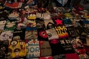 Taiwan 2012 - Taipei - St. Raohe Nachtmarkt - T-Shirts