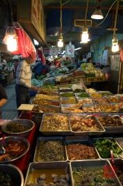 Taiwan 2012 - Taipei - Beitou - Markt - Delikatessen