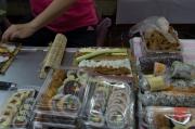 Taiwan 2012 - Taipei - Beitou - Markt - Sushi