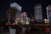 Taiwan 2012 - Taipei - Xinyi by Night - Impressionen IV