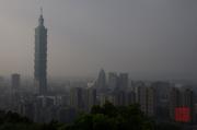 Taiwan 2012 - Taipei - Elephant Mountain - Taipeh 101 I