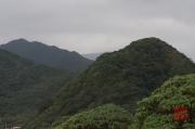 Taiwan 2012 - Ruifang District - Berge