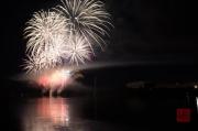 Volksfest Nuremberg 2013 - Fireworks - Finale