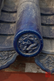 Beijing 2013 - Temple of Heaven - Roof Tile
