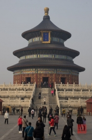 Beijing 2013 - Temple of Heaven - Heaven Poll