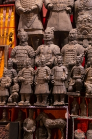 Beijing 2013 - Terracotta army figures