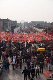 Pingyao 2013 - Visitors