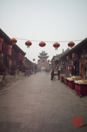 Pingyao 2013 - Merchant Street & Watch Tower II