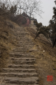 Jinci Temple 2013 - Stairs