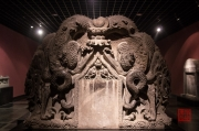 Xian 2013 - Stele Forest - Dragon Relief