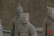 Xian 2013 - Terracotta Army - Faces III