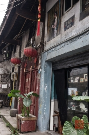 Chongqing 2013 - Old District - Facade