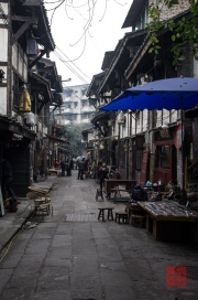 Chongqing 2013 - Old District - Street