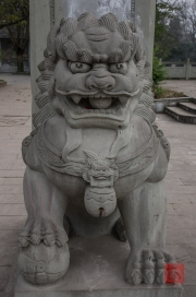 Dazu 2013 - Lion sculpture