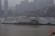 Chongqing 2013 - Cruise ship