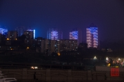 Chongqing 2013 - Harbour - Apartment Tower Sky LED