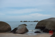 Malaysia 2013 - Hotel Beach - Rocks II