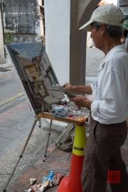 Malaysia 2013 - Georgetown - Painter
