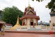 Malaysia 2013 - Georgetown - Wat Chaiya Mangkalaram - Shrine
