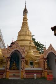 Malaysia 2013 - Georgetown - Burmese Buddhist Temple II