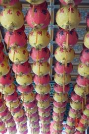 Malaysia 2013 - Kek Lok Si - Lanterns