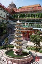 Malaysia 2013 - Kek Lok Si - Fountain