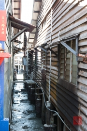 Malaysia 2013 - The Weld Quay Clan Jetties - Gap