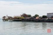 Malaysia 2013 - The Weld Quay Clan Jetties - Restaurant