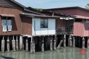 Malaysia 2013 - The Weld Quay Clan Jetties - Houses I