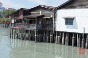 Malaysia 2013 - The Weld Quay Clan Jetties - Houses II
