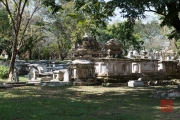 Malaysia 2013 - Georgetown - Graveyard