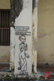 Malaysia 2013 - Georgetown - Wire-Art - Five-Foot