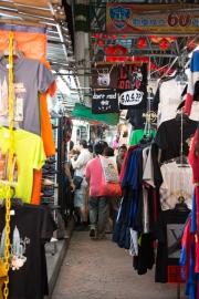 Malaysia 2013 - Kuala Lumpur - Street Market - Fashion