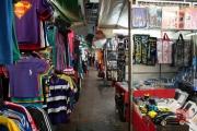 Malaysia 2013 - Kuala Lumpur - Street Market - Fashion & Toys