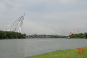 Malaysia 2013 - Putrajaya - Serj Wawasan Bridge
