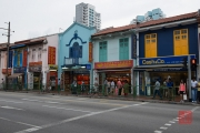 Singapore 2013 - Little India - Facades