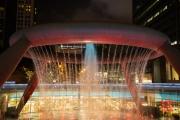 Singapore 2013 - Water fountain