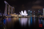 Singapore 2013 - Marina Bay Sands & Skycrapers