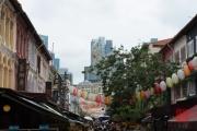 Singapore 2013 - Chinatown & Skyline