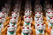 Singapore 2013 - Chinatown - Lucky Cat
