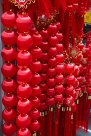 Singapore 2013 - Chinatown - Decorations I