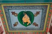 Singapore 2013 - Sri Mariamman Temple - Roof-Painting