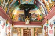 Singapore 2013 - Sri Mariamman Temple - Roof II